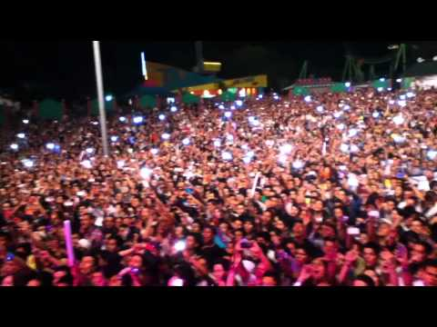 DASH BERLIN IN CONCERT. MEXICO D.F. 05 MAYO 2012