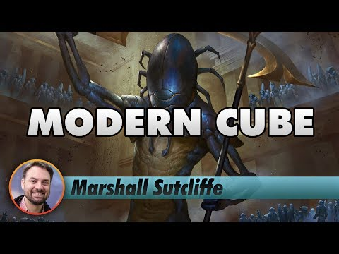 Modern Cube Draft | Channel Marshall