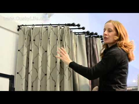 How We Create Pinch Pleat Drapes
