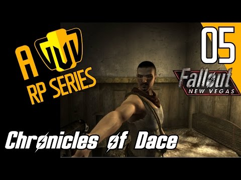 The Chronicles of Dace | Fallout New Vegas | A GUD RP | Episode 5 - Bullets Beat Bureaucracy