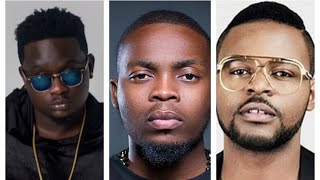 Olamide, Falz & Wande Coal have songs banned by Nigerian Corporation.