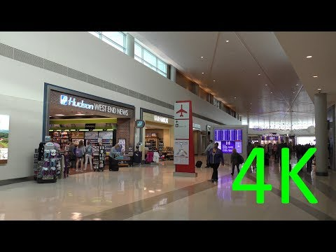 A 4K Tour of Dallas Love Field (DAL)