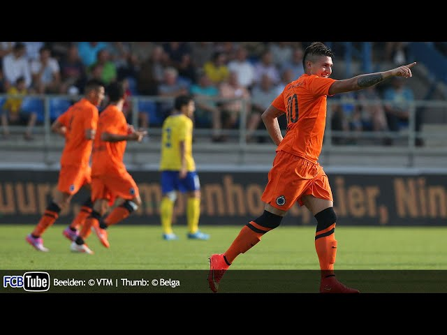 2014-2015 - Jupiler Pro League - 01. Waasland-Beveren - Club Brugge 0-2