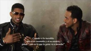 "Romeo Santos feat. Usher ""Promise"" - Behind the Scenes"