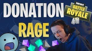 Fortnite Compilation | Dellor Rage | TextToSpeech Reactions