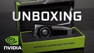 Unboxing The Geforce Gtx G Assist Youtube