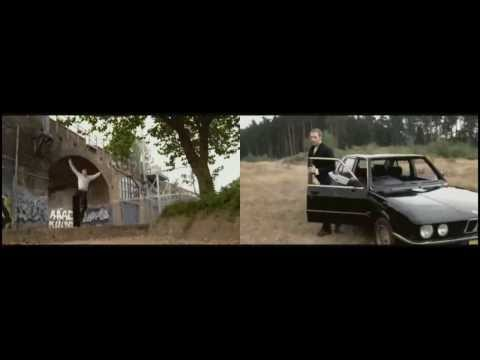 Coldplay - The Scientist (A Side by Side Music Video Comparison)