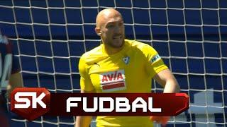 Dmitrović Nogom Odbranio Penal Lo Selsu   Eibar - Betis   SPORT KLUB Fdudbal