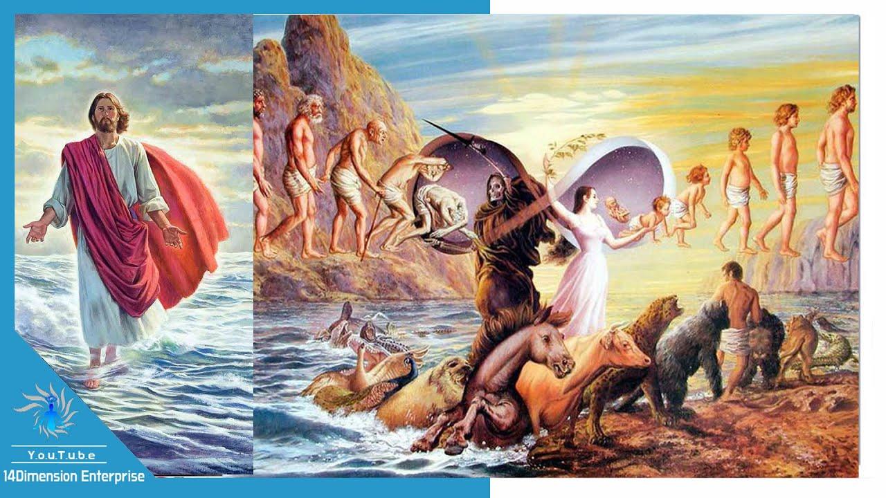 """""""환생""""의 알려지지 않은 진실! 창조주에게 환생 신청, 초거물의 전생, 과거생의 의미..."""