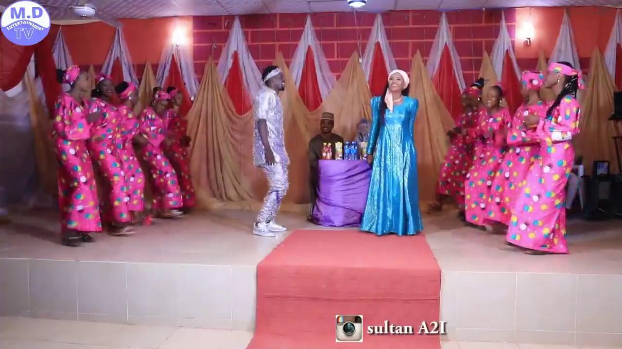 Download Nura M Inuwa(Mai laya) Letest Hausa Song Full Video HD