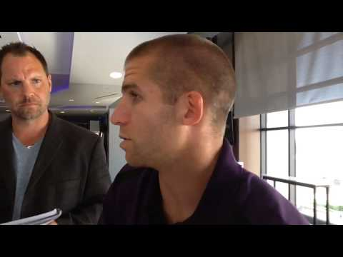 Jordy Nelson Back At Kansas State For Ring Of Honor Ceremony