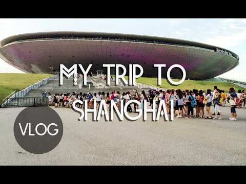 Vlog ♡ My Trip to Shanghai (for TLP!)
