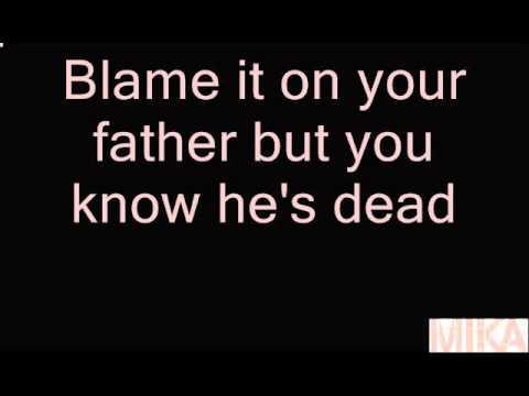 Blame It On The Girls by MIKA lyrics