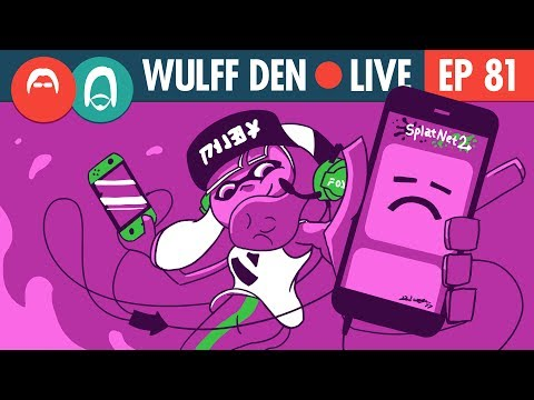 Nintendo Switch Online app is a Mistake - Wulff Den Live Ep 81