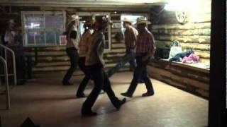 Linedance, Sweat Foxy Feet Virginia Style, *Rodeo Style