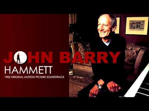JOHN BARRY  'Hammett'  Original Motion Picture Soundtrack  1982