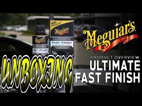 Meguiar S Ultimate Fast Finish A Great Paint Sealant