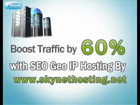 Multiple C-Class IP's - SEO Hosting Tip's