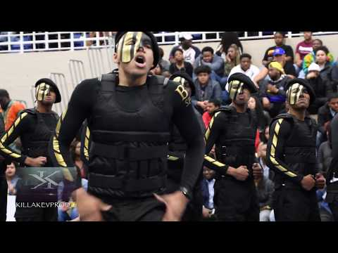 "Alpha Phi Alpha - ""Bloody BO"" Chapter Spring 2018 Probate"
