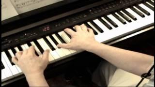 As I Lay Me Down - Sophie B. Hawkins - Piano