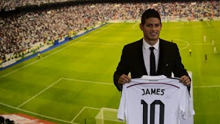 James Rodriguez  full presentation | Completo Presentación de James Rodriguez  Real Madrid 2014
