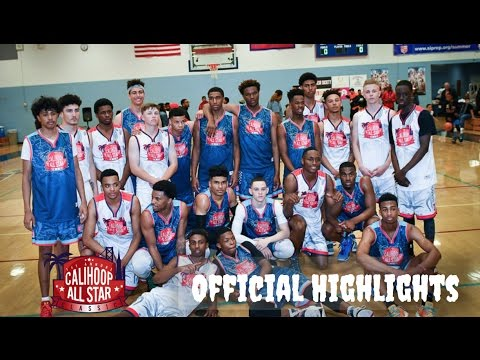 The Official CaliHoop All Star Classic Highlights..Nor Cal's Best 2017 Hoopers!!!!