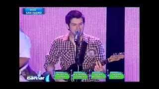 Thomás Vázquez  - Soñando por cantar 2012