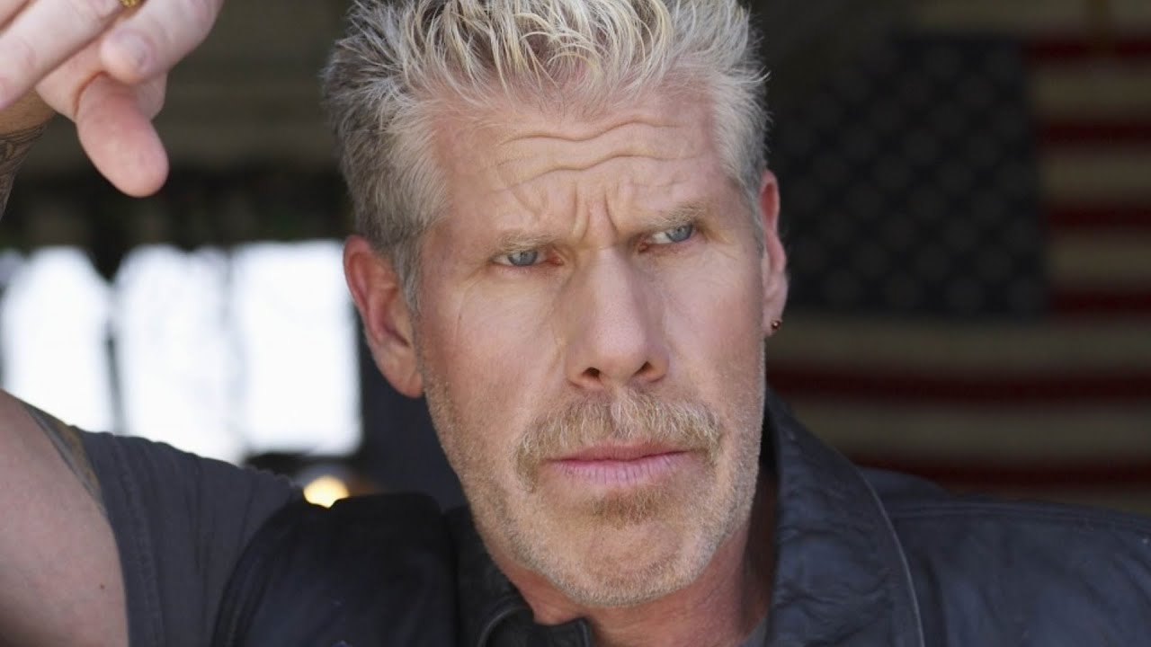 Download The Real Reason Ron Perlman Left Sons Of Anarchy