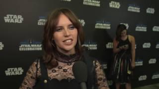 Rogue One: A Star Wars Story: Felicity Jones