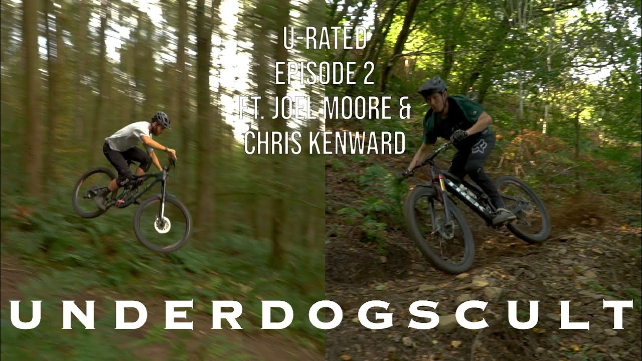 U RATED EP 3 - JOEL MOORE & CHRIS KENWARD