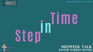 57) Sword Stance - Step in Time - Pastor Warren McNeil