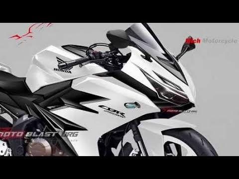 All New Honda Cbr 150r Model 2018 Youtube