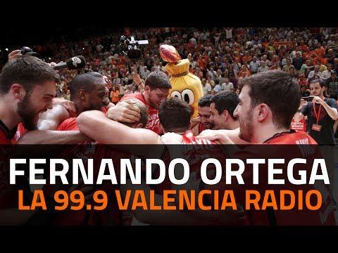 A la final de la Liga Endesa en... La 99.9 Valencia Radio