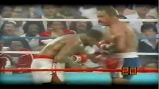Ken norton vs larry holmes (highlights)