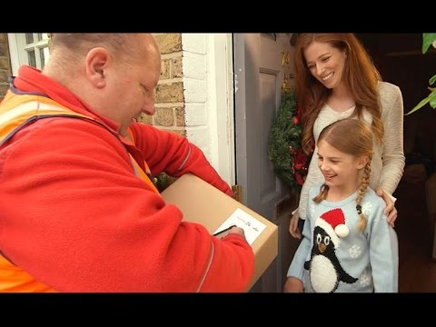 Royal Mail - Gearing up for Christmas