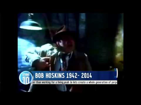 Jonathan Coleman's tribute to Bob Hoskins