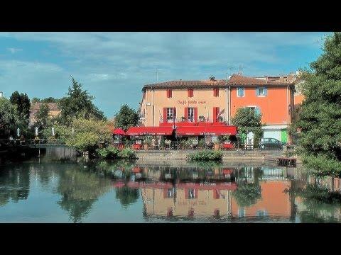 Isle sur la Sorgue, Provence, France [HD] (videoturysta)
