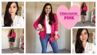 Obssesion pink....unidas por una causa (OUTFITS)