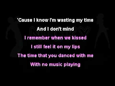 Miley Cyrus - Goodbye (Karaoke) On-Screen Lyrics
