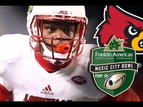 2015 Music City Bowl  Pump Up  Louisville Cardinals