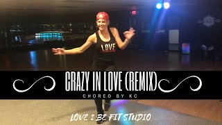 Baixar CRAZY IN LOVE (GROOVE DREAMERS TWERK REMIX) | BEYONCE | ZUMBA DANCE FITNESS | L2BF STUDIO