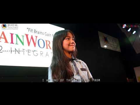 WORLD CLASS BEST INTERNATIONAL SCHOOL IN YANGON, MYANMAR. BRAINWORKS-TOTAL INTERNATIONAL SCHOOL