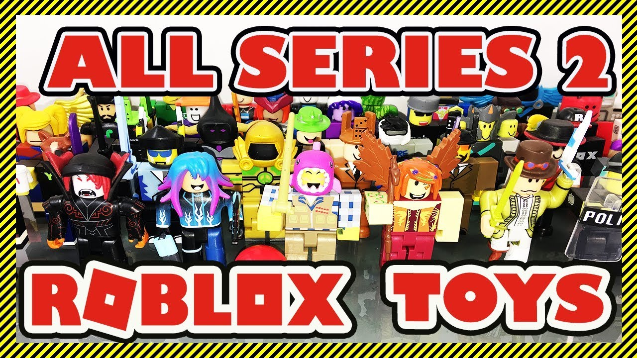Roblox Mystery Box Series 3 - Choose Your Figure Roblox Mystery Minis Blind Box Series 3