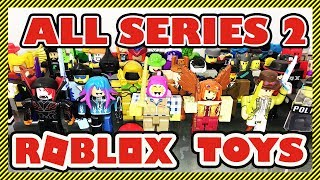 😱 ALL Roblox Series 2 Toys - A Look at Every Roblox Toy from Action Series 2 Collection 😜