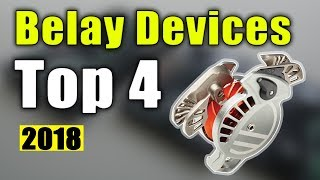 BEST 4: Belay Devices 2018