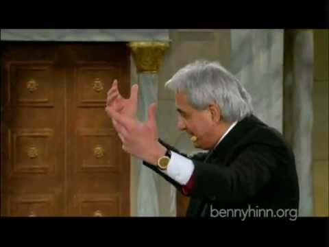 Benny Hinn - How YOU can Pray for the Sick