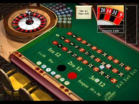 Ruleta online juego casino