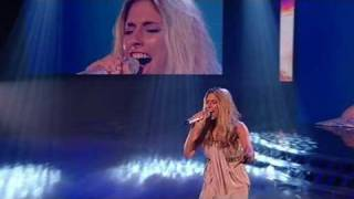 The X Factor 2009 - Stacey Solomon: Somewhere - Live Show 9 (itv.com/xfactor)