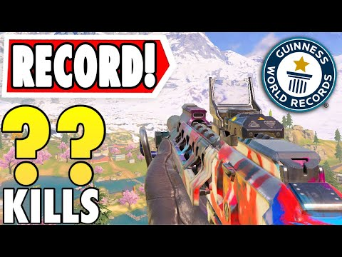 WORLD RECORD SHOTGUN ONLY KILLS IN CALL OF DUTY MOBILE BATTLE ROYALE!