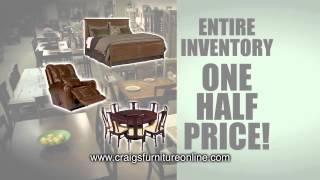 One Half Price Sale | Craig's Furniture | La-z-boy Store | Weslaco, Tx